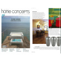 Evorich Flooring Group on Home Concepts Magazine July 2012 Issue