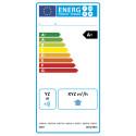 Energimärkning för enkelriktat ventilationsaggregat