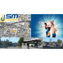 SM-veckan, Citybanan och Trafikpåverkan v.27