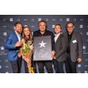 Fontana Halloumiburgare blev vinnare av Årets Foodservicevara 2018