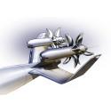 Illustration av ett så kallat boxpropkoncept för flygplan