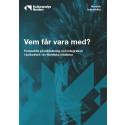 Ny rapport: Inkludering och integration i Nordens kultursektor