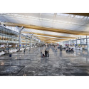 Avinor Oslo Airport is a finalist in a prestigious international architecture award