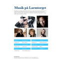 Musik på Larmtorget 2017