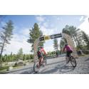 Over 40 000 sykkeldager