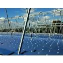 Fresnel mirror solar collector  by Elianto Solar Concentrating Power (Italy)