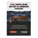 Coca-Cola i Sverige och Sveriges Stadsmissioner tillsammans i unik julkampanj