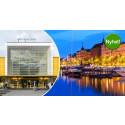 Ny flyglinje mellan Malmö och Helsingfors med flygbolaget BRA