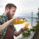 Vakin sätter dricksvattnet i fokus på Umeå Smakfestival