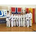 Norske juniorer til EM i karate