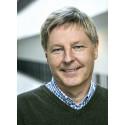 Fredrik Laurell, professor i fysik på KTH, med inriktning mot laserfysik och fotonik. Foto: Håkan Lindgren