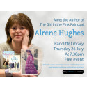 Meet author Alrene Hughes at Radcliffe Library