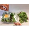 Nye emballager udviklet til at mindske madspildet
