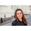 Kommunikationschef Mathilda Piehl