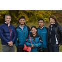 """Sherpas från städprojektet """"Saving Mount Everest"""" besöker  I Ur och Skur-skola på Lidingö"""