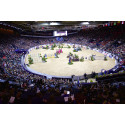 Got Events årliga världsevenemang Gothenburg Horse Show miljöcertifierat