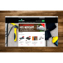 MoveApp lanserar Webshop tillsammans med Budo & Fitness!