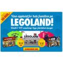 LEGO och LEGOWEAR - opp til 50% rabatt på Lekmer.no! Vinn reise til LEGOLAND og LEGO før 30 000 kr!