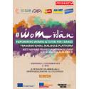 Fryshusinitiativet WoMidan bjuder in till ett publikt event 2 december