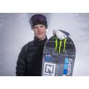 Kläppen Ski Resort kan stolt presentera en ny ambassadör