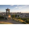 Edinburgh named second best rated destination in UK for 2016