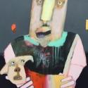 Maleri Leif Sylvester