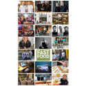 21 Finalister klara till Fast Food Awards 2019!