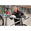 Vårklar sykkel: Enkel vask gir sikrere sykkel