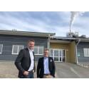 SunPine bygger nytt kontor och lab