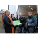Arla donerer lækre oste til fødevareBanken