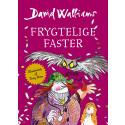 Udkommer i dag: FRYGTELIGE FASTER af David Walliams