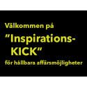 InspirationsKICK för hållbara affärsmöjligheter