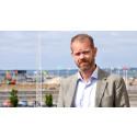 Patrik Möller, ny exploateringschef i Helsingborg