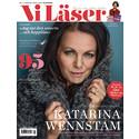 Vi Läser nr 1 2019: Katarina Wennstam, Martin Schibbye och Tessa Hadley
