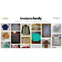 Familjeliv väljer de bästa barnkläderna på Tradera på ny sajt