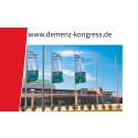 """9. Kongress der Deutschen Alzheimer Gesellschaft """"Demenz. Die Vielfalt im Blick"""" beginnt am 29.9.2016"""