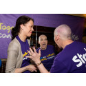 Donna's close shave inspires Skipton pub fundraiser for the Stroke Association and raises over £1,500