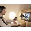 SINGAPORE AIRLINES ÄR FÖRST MED EN APP TILL IN-FLIGHT-UNDERHÅLLNINGSSYSTEM