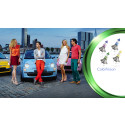 Philips introduces a touch of color to car optics