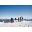 Sveriges största alpina skiddestination Sälenfjällen satsar vidare på god tillgänglighet