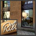 Tre klassiska neonskyltar till återinvigt bageri i ny regi av Ritorno på Dalagatan 41