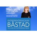 Boxon håller föredrag på Entreprenörsveckan i Båstad
