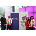 Mondelēz International extends partnership with the British Paralympic Association