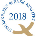 MTR Tunnelbanan tilldelas Utmärkelsen Svensk Kvalitet