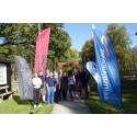 Vellykket golfarrangement på København Golf Klub med udvalgte sponsorer fra rejsebranchen
