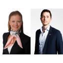 Nye ledere i Viasat