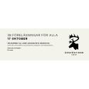 Kunglig glans under Umeå universitets årshögtid den 15–17 oktober