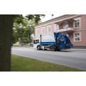 Test av nytt insamlingssystem för avfall i Lidköping