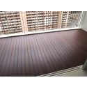 Completed Decking Project by Evorich ~ Iron Wood Decking @ Park Central DBSS
