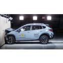 Uusi Subaru XV on viiden tähden arvoinen uutuusmalli